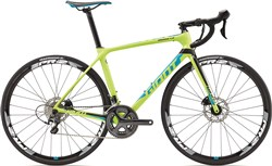 Giant TCR Advanced 1 Disc 2017 - Road Bike