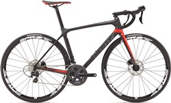 Giant TCR Advanced 2 Disc 2017 - Road Bike