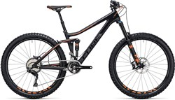 "Product image for Cube Stereo 140 C:62 Race 27.5""  Mountain Bike 2017 - Full Suspension MTB"