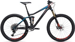 "Cube Stereo 140 C:68 Slt 27.5""  Mountain Bike 2017 - Trail Full Suspension MTB"