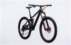"Cube Stereo 140 C:68 Slt 27.5""  Mountain Bike 2017 - Full Suspension MTB"