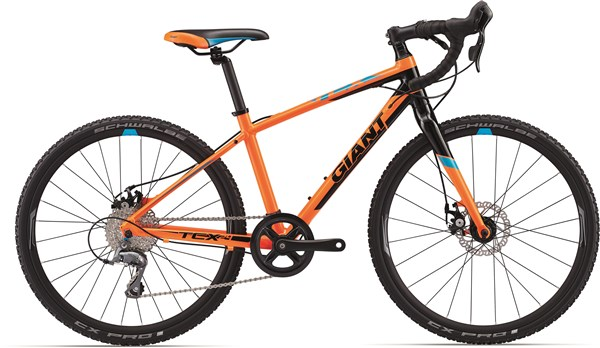 Image of Giant TCX Espoir 24w 2017 - Cyclocross Bike
