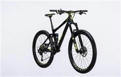 "Cube Stereo 140 HPA Race 27.5""  Mountain Bike 2017 - Full Suspension MTB"