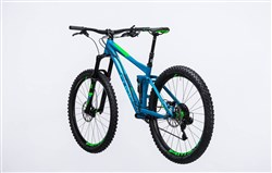 "Cube Stereo 140 HPA SL 27.5""  Mountain Bike 2017 - Full Suspension MTB"