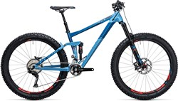 "Product image for Cube Stereo 150 HPA SL 27.5""+ Mountain Bike 2017 - Trail Full Suspension MTB"