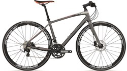 Giant Rapid 0 2017 - Flat Bar Road Bike