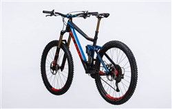 "Cube Stereo 160 C:68 Action Team 27.5""  Mountain Bike 2017 - Full Suspension MTB"