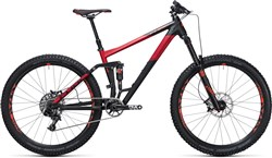 "Product image for Cube Stereo 160 HPA Race 27.5""  Mountain Bike 2017 - Full Suspension MTB"