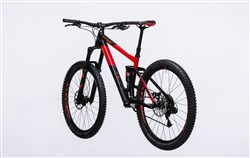 "Cube Stereo 160 HPA Race 27.5""  Mountain Bike 2017 - Full Suspension MTB"