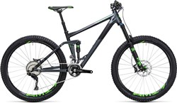"Cube Stereo 160 HPA SL 27.5""  Mountain Bike 2017 - Full Suspension MTB"