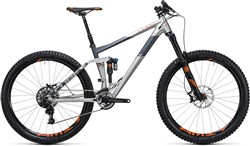 "Cube Stereo 160 HPA TM 27.5""  Mountain Bike 2017 - Full Suspension MTB"