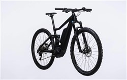 Cube Stereo Hybrid 120 C:62 SL 500 29er  2017 - Electric Mountain Bike