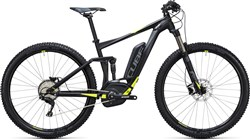 "Cube Stereo Hybrid 120 HPA Pro 500 27.5""  2017 - Electric Mountain Bike"