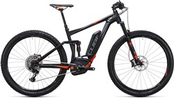 "Cube Stereo Hybrid 120 HPA SL 500 27.5""  2017 - Electric Mountain Bike"