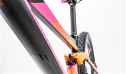 "Cube Sting WLS 120 Pro 2X 27.5"" Womens  Mountain Bike 2017 - Trail Full Suspension MTB"