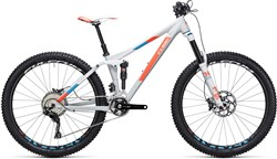 "Product image for Cube Sting WLS 140 SL 27.5"" Womens  Mountain Bike 2017 - Trail Full Suspension MTB"