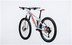 "Cube Sting WLS 140 SL 27.5"" Womens  Mountain Bike 2017 - Full Suspension MTB"