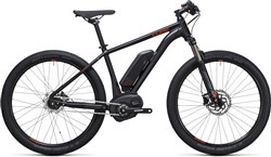 "Cube Suv Hybrid Pro 500 27.5""  2017 - Electric Bike"