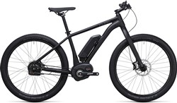 "Cube Suv Hybrid Race 500 27.5""  2017 - Electric Bike"
