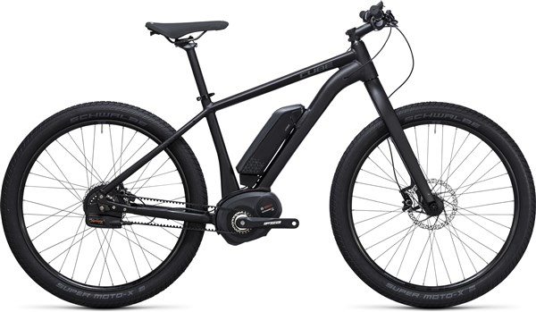 "Image of Cube Suv Hybrid Race 500 27.5""  2017 - Electric Bike"