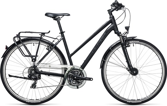 Image of Cube Touring  Trapeze  2017 - Hybrid Sports Bike