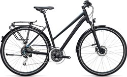 Cube Touring Exc  Trapeze  2017 - Hybrid Sports Bike