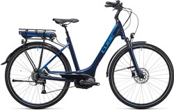 Cube Touring Hybrid 400  Easy Entry  2017 - Electric Bike