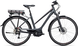 Cube Touring Hybrid 400 28 Trapeze  2017 - Electric Bike