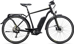 Cube Touring Hybrid Exc 500  2017 - Electric Bike