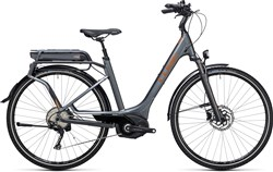 Cube Touring Hybrid Exc 500  Easy Entry  2017 - Electric Bike