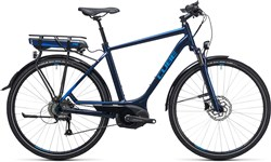 Product image for Cube Touring Hybrid Pro 500  2017 - Electric Hybrid Bike