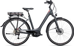 Cube Touring Hybrid Pro 500 Easy Entry  2017 - Electric Hybrid Bike