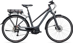 Cube Touring Hybrid Pro 500  Trapeze  2017 - Electric Bike