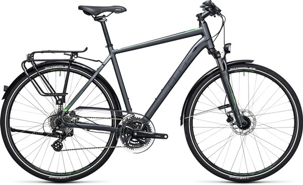 Cube Touring Pro  2017 - Hybrid Sports Bike