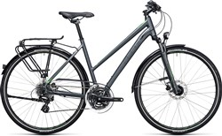 Cube Touring Pro  Trapeze  2017 - Hybrid Sports Bike
