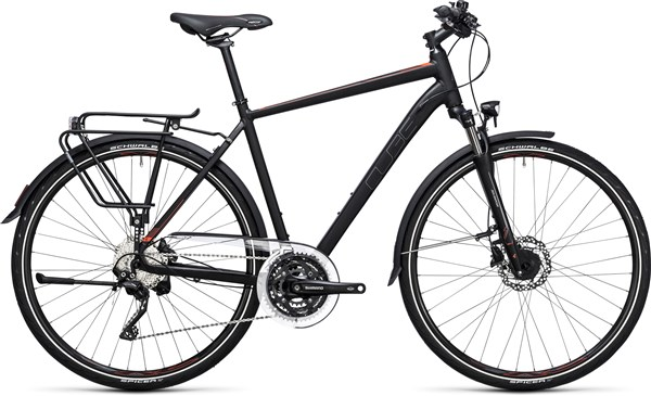 Cube Touring Sl 28  2017 - Hybrid Sports Bike