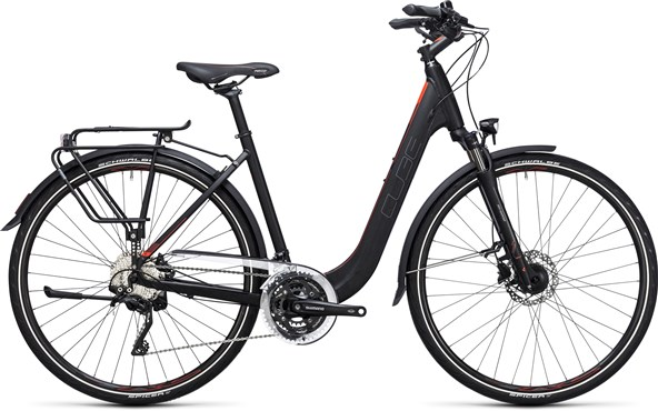 Image of Cube Touring SL  Easy Entry  2017 - Hybrid Sports Bike