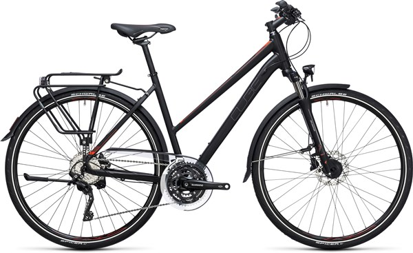 Image of Cube Touring SL  Trapeze  2017 - Hybrid Sports Bike