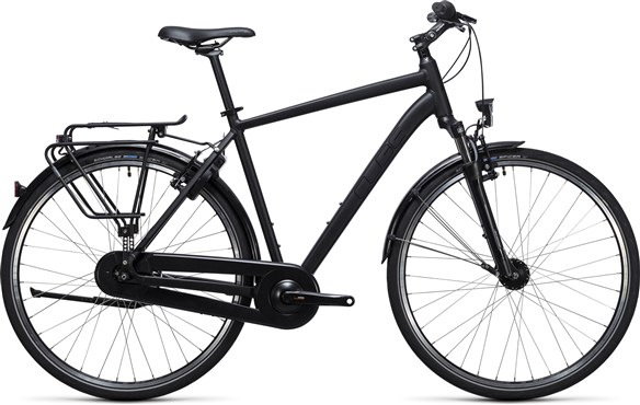 Image of Cube Town Pro Comfort  2017 - Hybrid Sports Bike