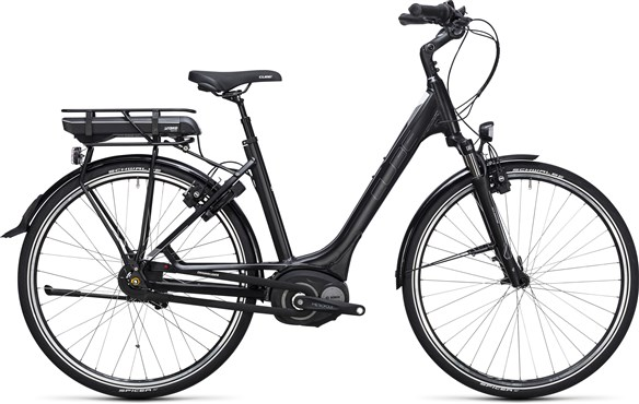 Image of Cube Travel Hybrid 500  Easy Entry  2017 - Electric Bike