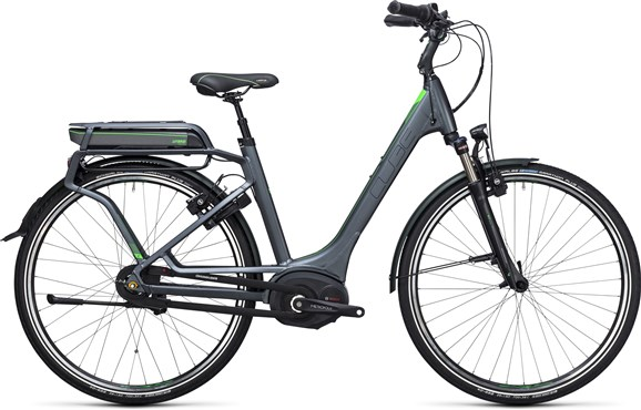 Image of Cube Travel Hybrid Pro 500  Easy Entry  2017 - Electric Bike