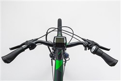 Cube Travel Hybrid Pro 500  Easy Entry  2017 - Electric Bike