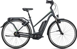 Cube Travel Hybrid Pro 500  Trapeze  2017 - Electric Bike