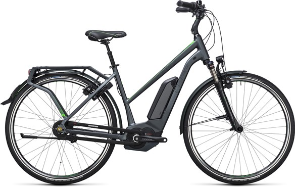 Image of Cube Travel Hybrid Pro 500  Trapeze  2017 - Electric Bike