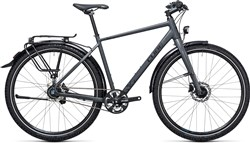 Cube Travel Pro  2017 - Hybrid Sports Bike