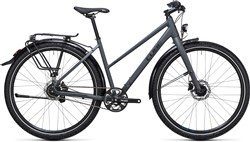 Product image for Cube Travel Pro  Trapeze  2017 - Hybrid Sports Bike