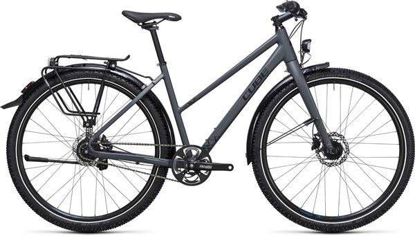 Image of Cube Travel Pro  Trapeze  2017 - Hybrid Sports Bike