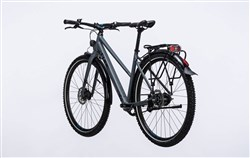 Cube Travel Pro  Trapeze  2017 - Hybrid Sports Bike