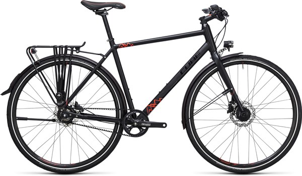 Image of Cube Travel SL  2017 - Hybrid Sports Bike