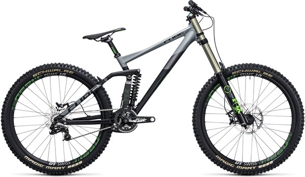 "Image of Cube Two15 HPA Race 27.5""  Mountain Bike 2017 - Full Suspension MTB"